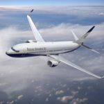 Аренда ритуального самолета Boeing Business Jet 3 (BBJ 3)