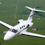 Аренда ритуального самолета Cessna Citation Mustang