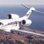 Аренда ритуального самолета Cessna Citation X