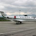 Аренда ритуального самолета Cessna CJ2