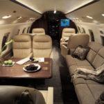 Аренда ритуального самолета Challenger 604