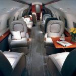 Аренда ритуального самолета Challenger 800