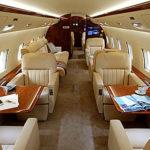 Аренда ритуального самолета Challenger 850