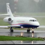 Аренда ритуального самолета Falcon 2000EX