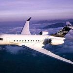 Аренда ритуального самолета Global 5000