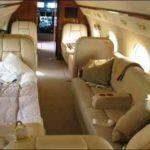 Аренда ритуального самолета Gulfstream G550