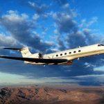 Аренда ритуального самолета Gulfstream V