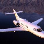 Аренда ритуального самолета Hawker 800XP