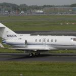 Аренда ритуального самолета Hawker 850XP