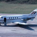 Аренда ритуального самолета Hawker HS-125-400