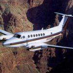 Аренда ритуального самолета King Air 350
