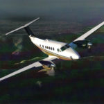 Аренда ритуального самолета King Air B200GT